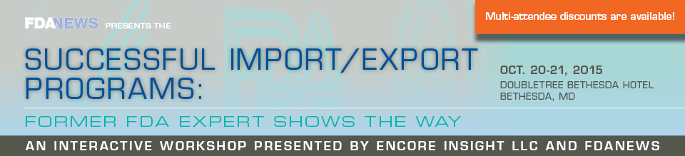 Successful Import-Export Programs