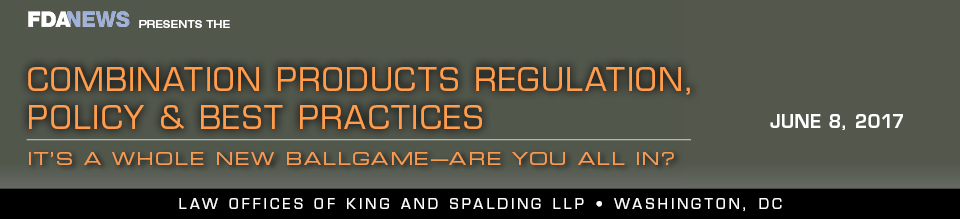Combination Products Regulation, Policy & Best Practices