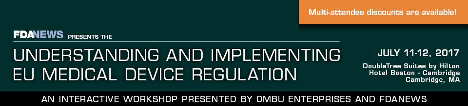 Understanding and Implementing EU Medical Device Regulation