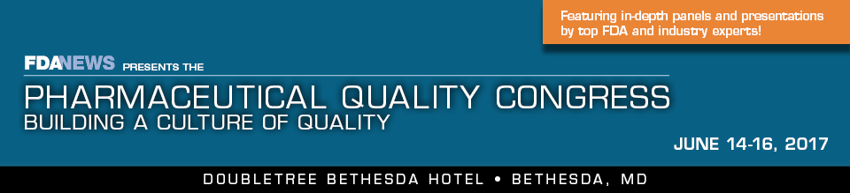 Pharmaceutical Quality Congress