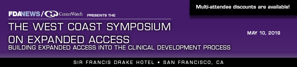 The West Coast Symposium on Expanded Access