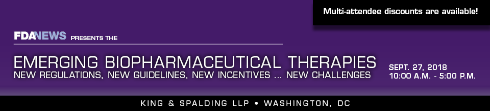 Emerging Biopharmaceutical Therapies