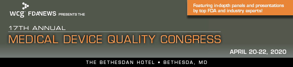 Medical Device Quality Congress